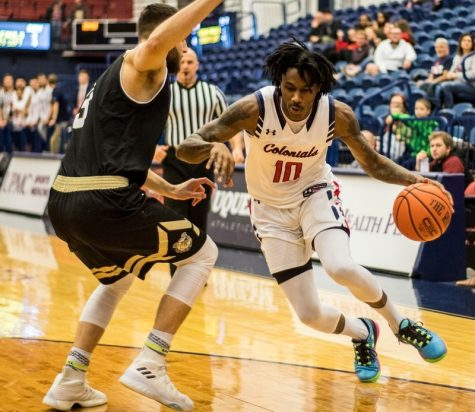 Colonials' season ends at the hands of Wagner