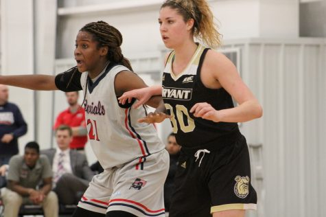 Robert Morris soars back to joust the Knights on Senior Day