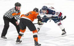 RMU men's hockey team looks for win in second game in series against RIT