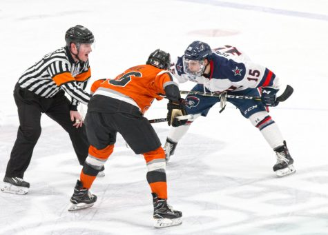 RMU men's hockey team looks for win in second game in series against RIT