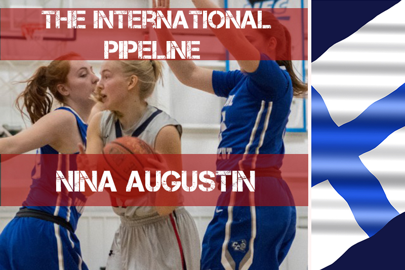 Nina Augustin: From the Finnish National Team to the courts of Moon Township