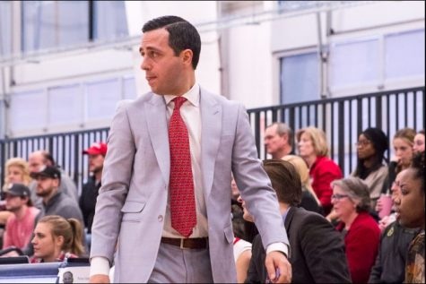 Coach Buscaglia and three Colonials earn NEC honors