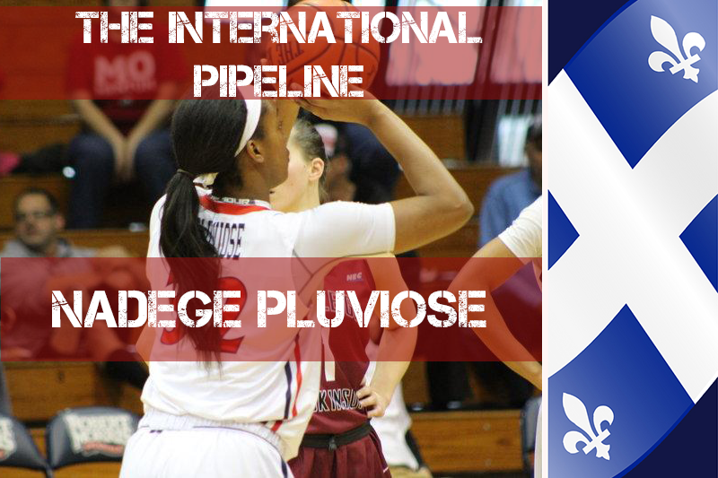 Pluviose partakes in RMU's international pipeline of players