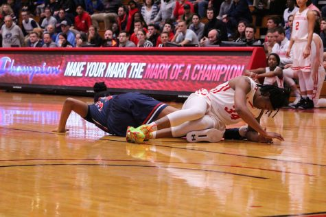 RMU falls to Red Flash in NEC title game