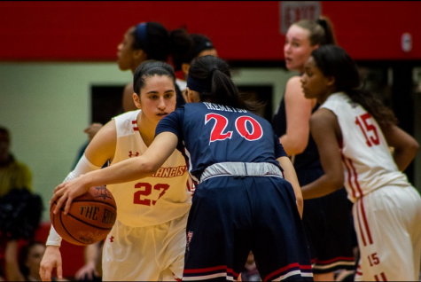 OPINION: A season defining match-up is in store for RMU women's basketball