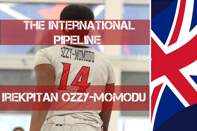 From England to America: Irekpitan Ozzy-Momodu's journey to Robert Morris