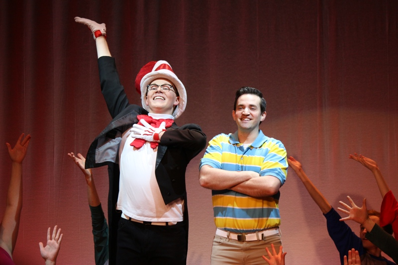 The Seussical comes to RMU