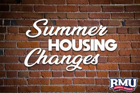 Robert Morris University announces its summer housing plans