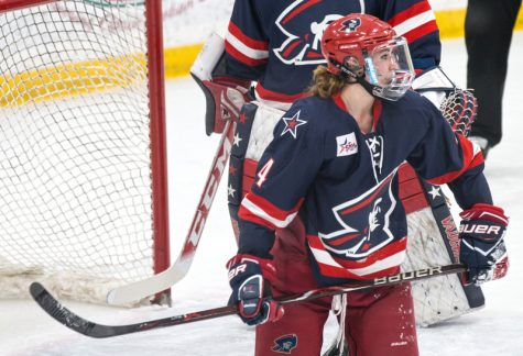 Colonials fall to Lakers in CHA championship