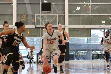 Robert Morris squeezes past Central Connecticut to move on in the NEC Tournament
