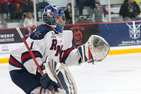 Falcons get revenge on RMU; even series at one