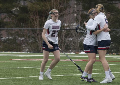 Colonials claim first win over ACC opponent in program history with win over Louisville