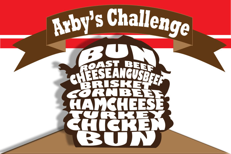 Arby%27s+%22Meat+Mountain%22+challenge
