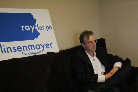 Ray Linsenmayer runs for Pennsylvania's 17th Congressional District