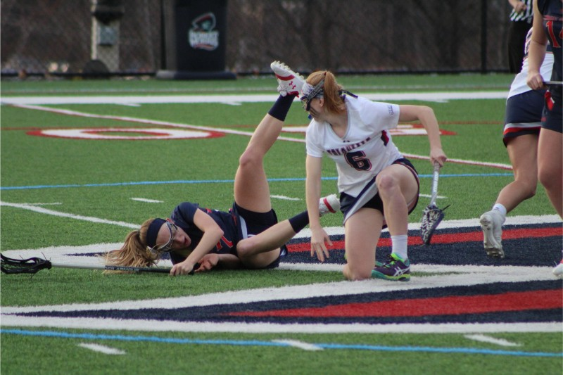 Colonials stay consistent to defeat Mount St. Mary's