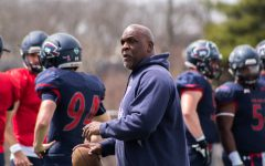 Coach Clark, eight Colonials receive conference recognition