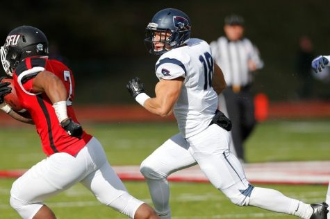Colonials' Smigiera receives mini camp invites