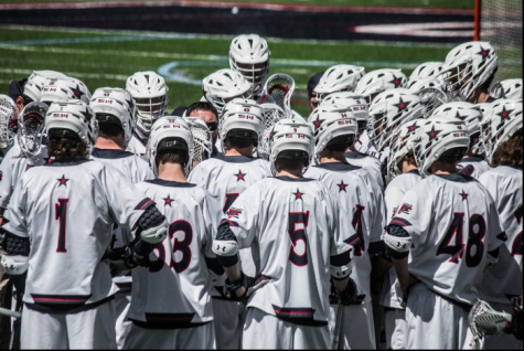 Preview: Men's lacrosse looking to clinch trip to NEC tournament against Hobart