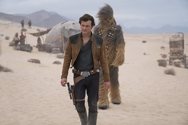 Review: Solo – A Star Wars Story