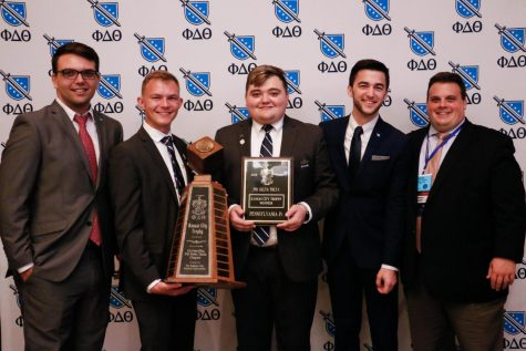 Phi Delta Theta wins best chapter at Biennial convention