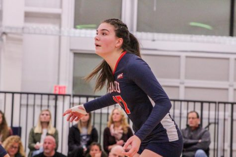 Croatian Colonial looks to help RMU volleyball as a sophomore