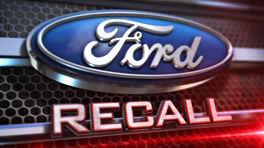 Ford recalls the F-150