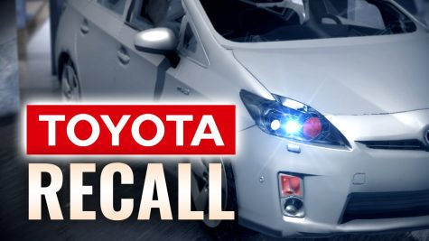 Toyota recalls 1 million cars due to risk of fire