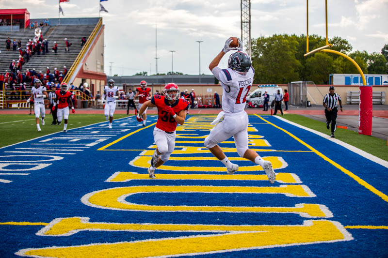 RMU Football vs Dayton 2018