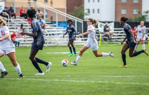 Preview: Women's soccer looks for a win in their first NEC game of the season