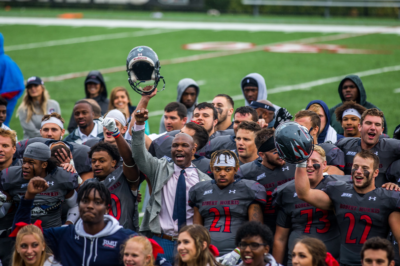 New year, better Colonials football