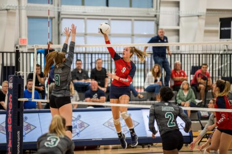 RMU volleyball to start conference play