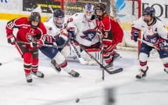 Everything you need to know: RMU falls to St. Lawrence in game one