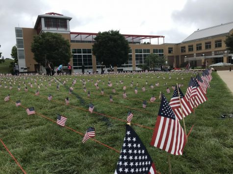 Students honor those killed on 9/11