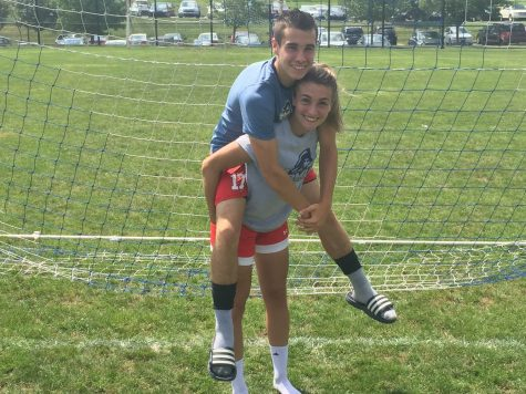 The story of the Robert Morris soccer siblings