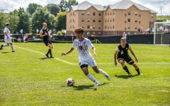 Preview: Men's soccer taking on Bucknell