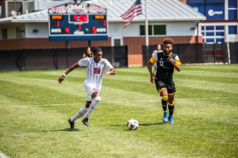 Preview: Men's soccer travels to Howard for their last nonconference game of the season