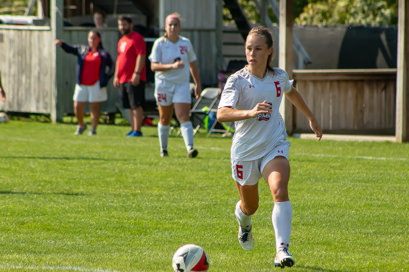 Preview: Womens soccer will attempt to break .500 in the NEC