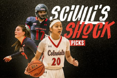 Sciulli's Shock Picks: Homecoming