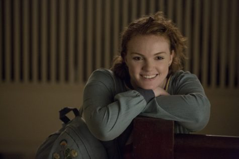 Shannon Purser stars as Sierra Burgess. Photo courtesy of Shannon Purser.