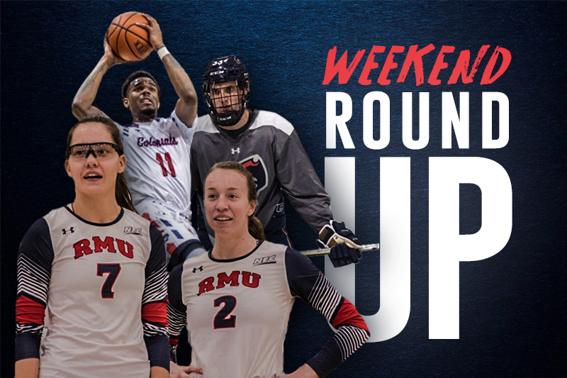 Weekend Round-up: Men's basketball holds their own against NEC-rival Central Connecticut