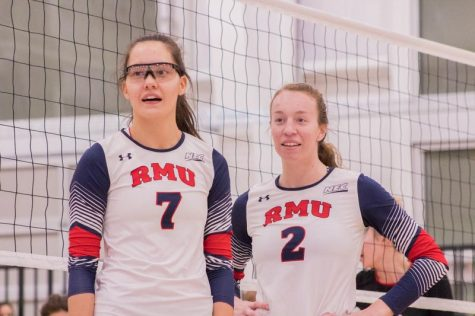 Preview: Robert Morris volleyball vs Youngstown State