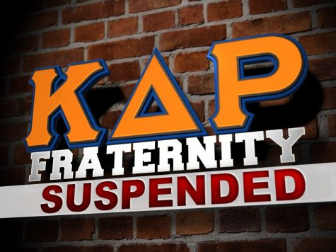Kappa Delta Rho fraternity brothers charged in drug bust, fraternity suspended
