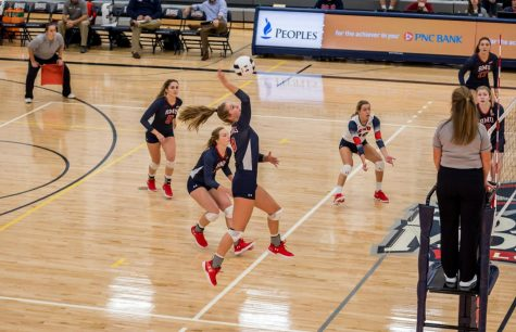 Colonials NEC playoff hopes suffer after loss to Bryant