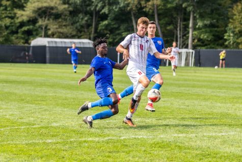 Men's soccer picks up second straight victory