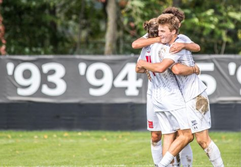 Men's soccer looks to snag first win of the season at home