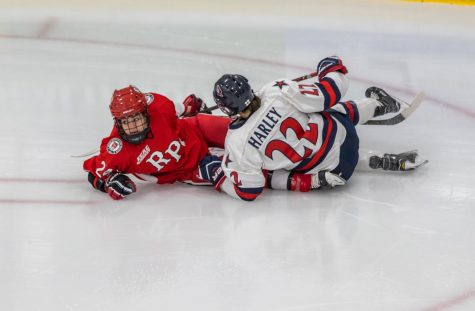 Women's hockey falls to RPI