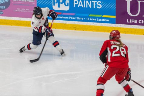 Preview: Colonials look to gain revenge, sink Lakers in first meeting of the season