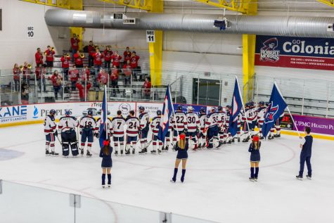 Colonials to host Ontario Tech at Johnstown's 1st Summit Arena at Cambria County War Memorial