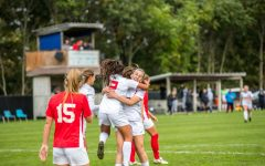 RMU shuts out SFU in a crucial NEC match