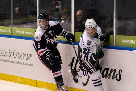 NHL prospects to watch out for against Robert Morris this season